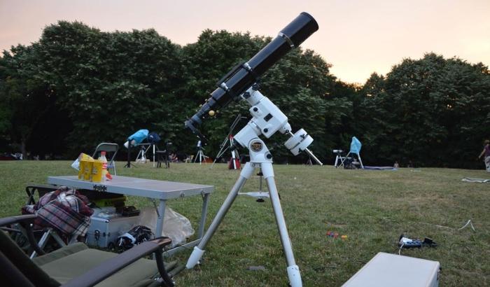 Astronomski kamp