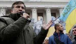 Sakašvili počeo štrajk glađu u zatvoru