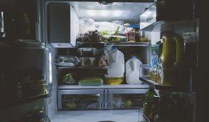 Mlečne proizvode nemojte držati u vratima frižidera
