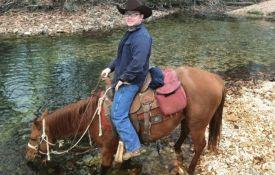 Veteran na konju jaše kroz SAD da skrene pažnju na ratni agens