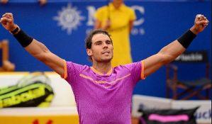 Rafael Nadal osvojio 10. titulu u Barseloni