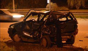 FOTO: Burno popodne, troje povređeno u tri saobraćajne nezgode