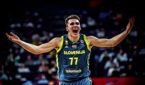 Slovenija u finalu Evrobasketa