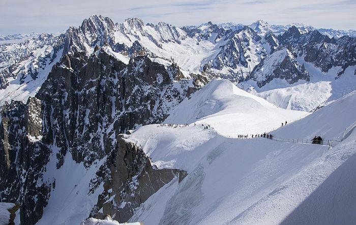 Nestaju francuski Alpi