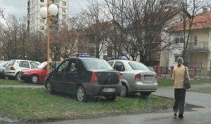 Sombor: Stanari imaju problem sa parkiranjem taksista
