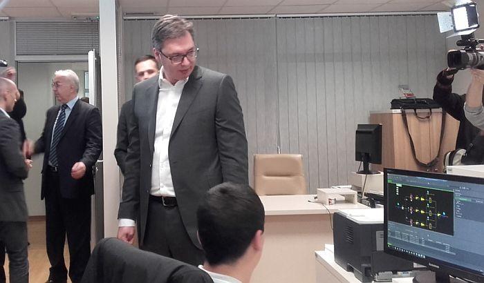 Vučić: Na tehničkih fakultetima 700 studenata više