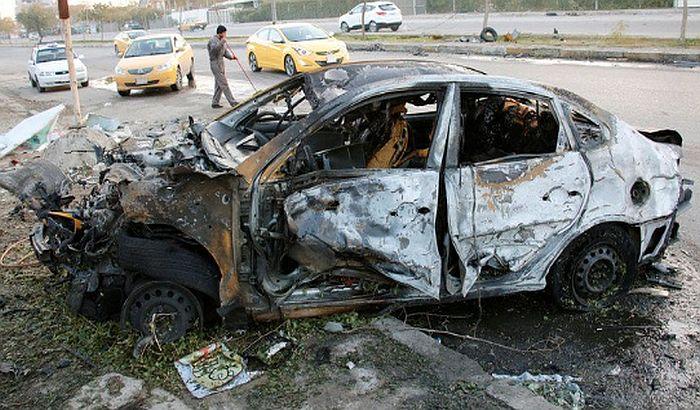 Bomba u Bagdadu, najmanje 23 osobe poginule