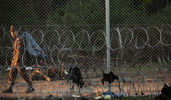 Mađarska otvorila vojnu bazu na granici sa Srbijom da zaustavi migrante