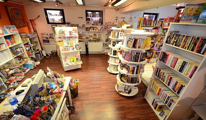 FOTO: Predstava Devetka u Kulturnom centru za kupce u knjižari BoBo