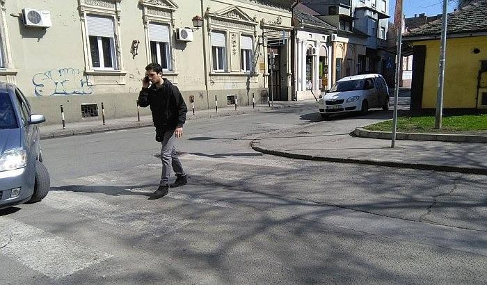 Zakon na čekanju dok bahati vozači gaze decu na pešačkim prelazima