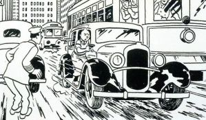 Redak crtež Tintina prodat za 753.000 evra