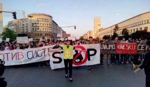 FOTO, VIDEO: Građani ponovo protestovali