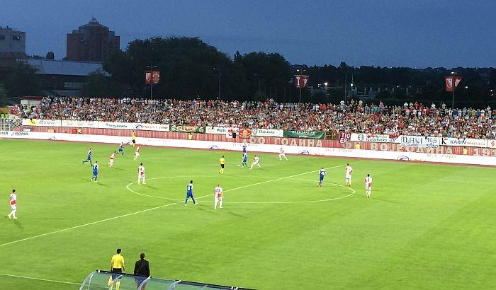 UŽIVO Vojvodina - Dinamo 0:0: Utakmica počela, ofanziva domaćih
