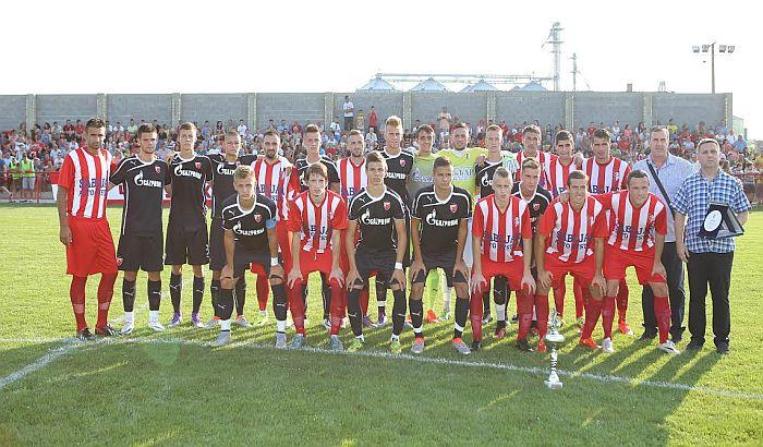 Čurug: Hajduk prijateljskom utakmicom obeležio 90. rođendan