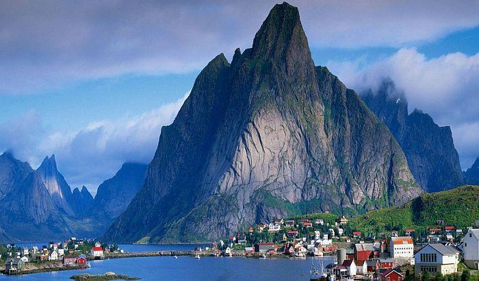 Norveška planira da Finskoj pokloni planinski vrh
