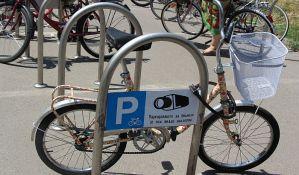 Uskoro nova parkirališta za bicikliste