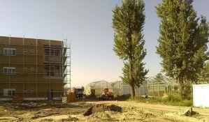 Novo sedište i rasadnik Gradskog zelenila gotovi u septembru
