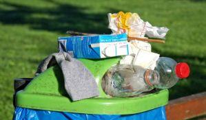 Građani prikupljaju otpad na Klisi kako bi pomogli rad vrtića