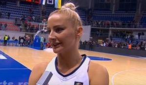 Napadnuta košarkašica Milica Dabović, policija traga za počiniocem