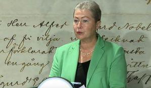 Preminula predsednica Nobelovog komiteta