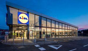 Lidl otvara prve prodavnice sledeće godine