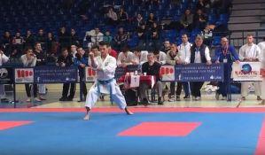 Novosađanin doneo srebro sa Evropskog prvenstva u karateu