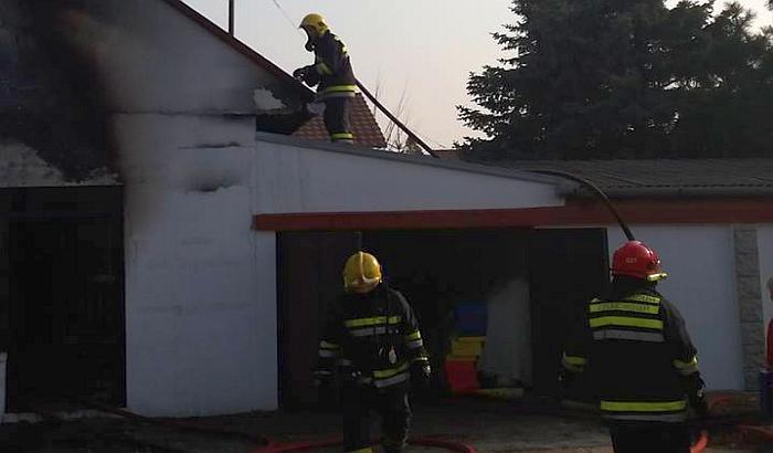 Preminuo muškarac povređen u požaru na Telepu
