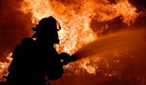 Nepokretna žena stradala u požaru u Kaću