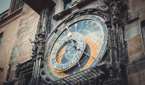 Astronomski sat u Pragu ide na restauraciju