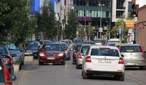 Pojačan saobraćaj, oprez zbog nevremena