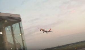 VIDEO: Opasan oproštaj pilota na poslednjem letu