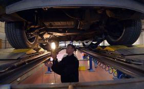 Besplatna kontrola vozila pred zimu samo na jednom mestu u Novom Sadu