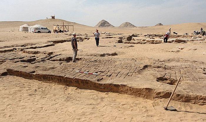 Pronađeni ostaci hrama Ramzesa Drugog