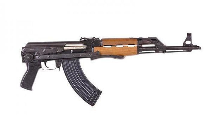 Kako je model puške iz Kragujevca završio u Siriji?