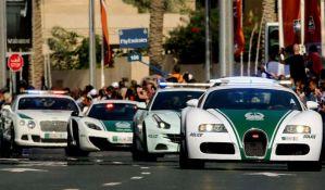 VIDEO: Dubai ima najbrže policijske automobile na svetu