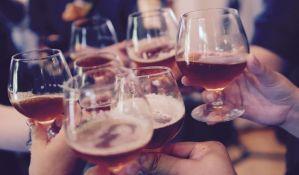 Kako alkohol utiče na pojedine organe u telu