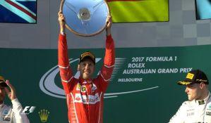 Šampionat Formule 1 počeo pobedom Fetela u Melburnu