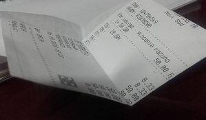 Svaki peti stanovnik Srbije šalje fiskalne račune