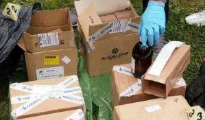 FOTO: Uhapšen zbog krađe metadona iz KCV-a, policija traži još 23 flaše i saučesnike