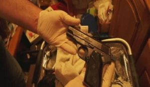 FOTO: Devetorica uhapšeni zbog šverca velike količine droge i oružja