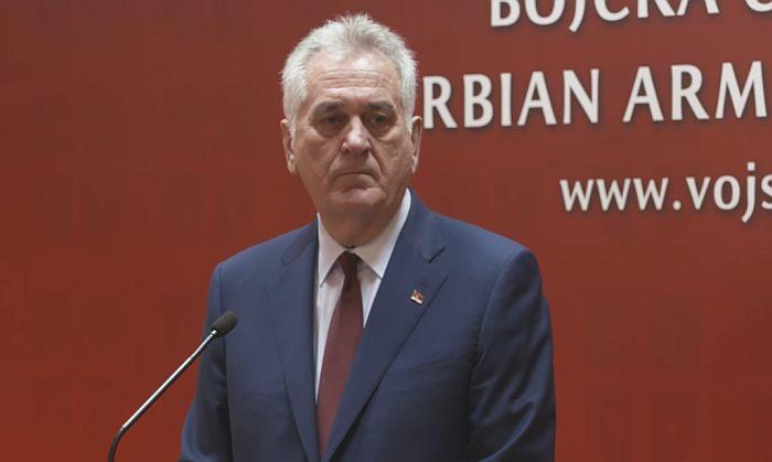 Nikolić opozvao ambasadorku Srbije u Belgiji