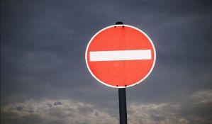 Zabrana saobraćaja od srede u delu Starog grada
