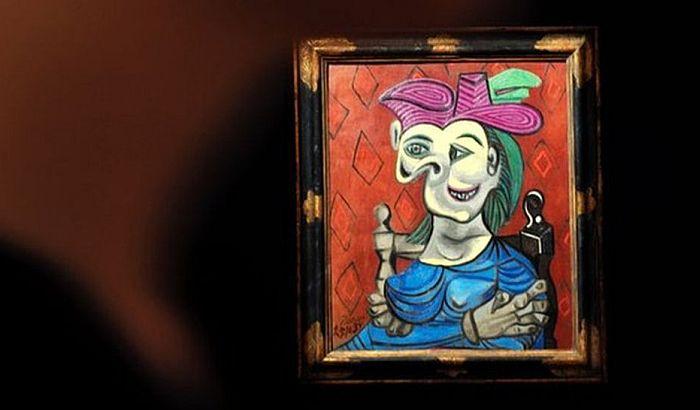 Jedan od najpoznatijih portreta Pikasa prodat za 45 miliona dolara