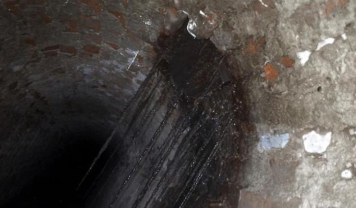 FOTO: Ispuštaju fekalije direktno u katakombe Tvrđave