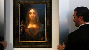 Poslednja slika Leonarda da Vinčija uskoro na aukciji