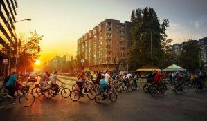 Biciklisti u petak obilaze novosadske parkove