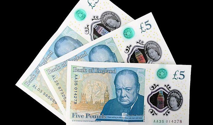 Narkomani u Britaniji žale se na nove novčanice