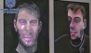 Pronađene tri od pet ukradenih slika Frensisa Bejkona