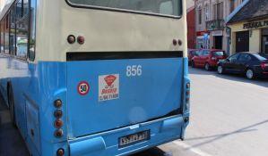 Ukida se stajalište u Novosadskog sajma, autobusi 53, 55 i 6 menjaju trasu