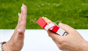 Od ponedeljka nova radna grupa za odvikavanje od pušenja